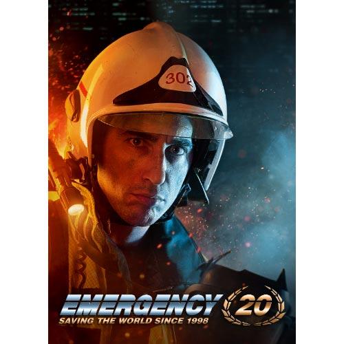 EMERGENCY 20 - 2D art, gui design