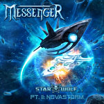 MessengeR: Novastorm - Cover illustration